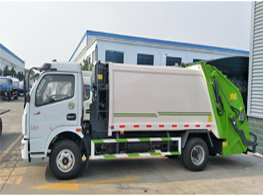 Production Line of Garbage Truck