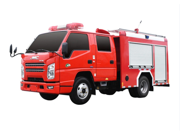 2ton Jmc Water Fire Fighting Truck