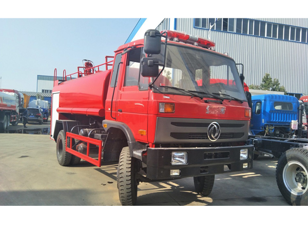 30000L Dongfeng Water Fire Fighting Truck Fire Engine Truck Fire Apparatus Truck for Sale
