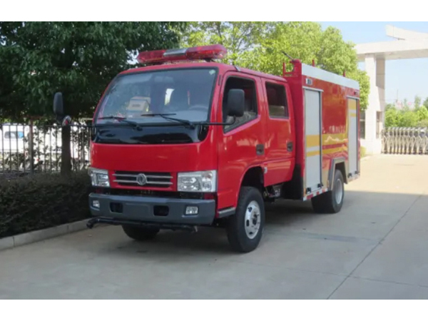 Dongfeng 3 Tons 3000Liter Fire Fighting Truck