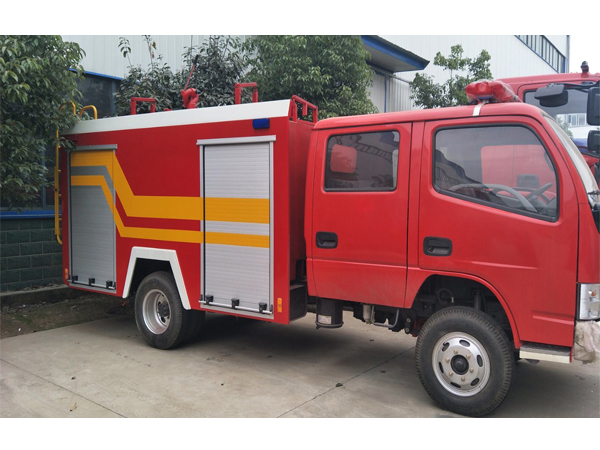Dongfeng 1.8cbm to 4cbm Fire Apparatus Truck