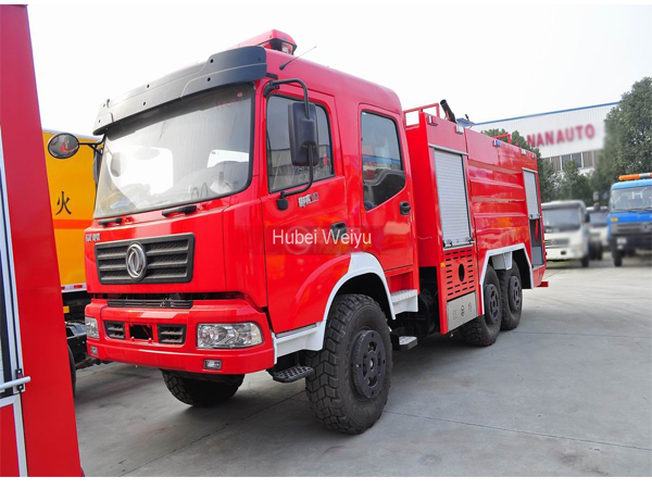 DFAC Dongfeng 30000 Liters Forest Fire fighting Vehicles For Sales