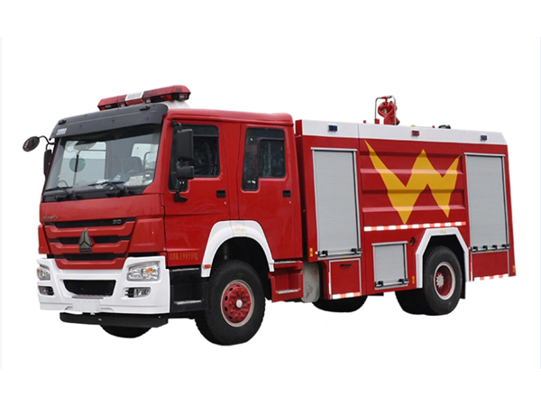 10000L Sinotruk HOWO Heavy Duty Water Foam Tank Fire Rescue Fighting Truck Fire Engine