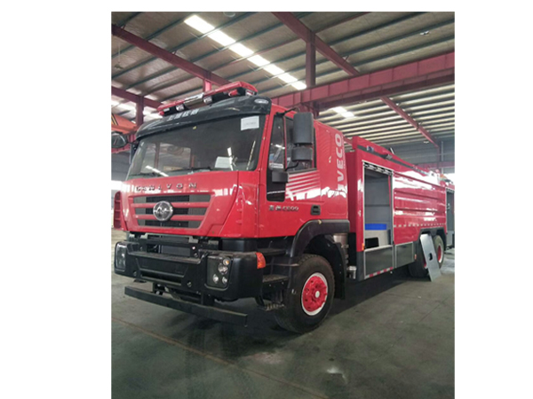Iveco 350HP 22000 Liters Foam Tanker with Water Tanker Fire Fight Truck for Sales
