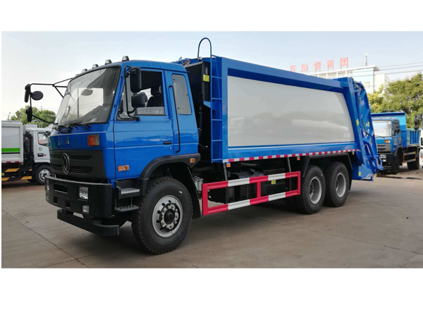 Dongfeng DFAC 22CBM 210HP Compacting Garbage Truck For Sales
