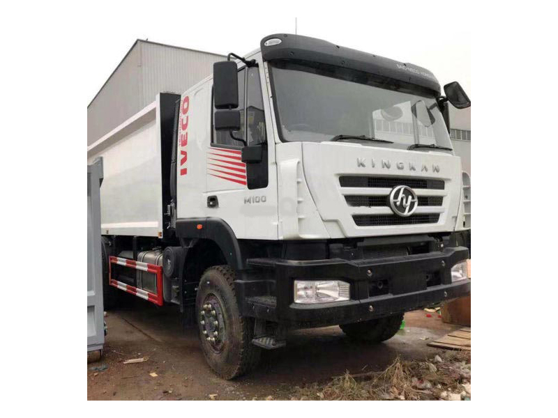 Iveco 14 Cubic Meters Rhd Compactor Garbage Truck for Sale