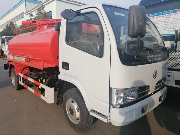 Hot Sales Dongfeng 5000liters to 7000liters Fecal Suction Truck